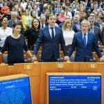 EU Parliament approves UK Brexit deal