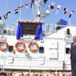 ICG commissions interceptor boat C-448 in Mangaluru