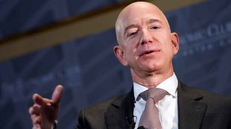 """Jeff Bezos launches """"Bezos Earth Fund"""" to combat climate change_40.1"""