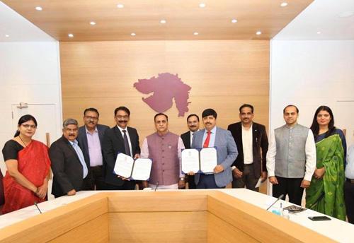 Govt of Gujarat & SBI sign MoU to facilitate MSME loans_40.1
