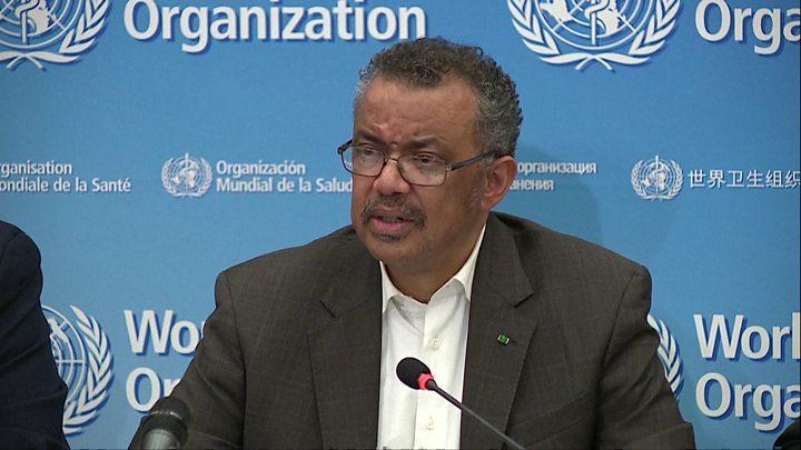 Global health Emergency declared over Coronavirus by WHO_40.1