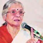 Veteran social activist and feminist writer Vidya Bal passes away