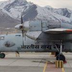 1st indigenous bio-jet fuel aircraft of IAF landed successfully in Leh