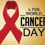 World Cancer Day observed globally on 4 February