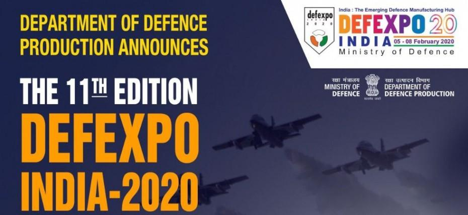 11th DefExpo 2020 to be held in Lucknow_40.1