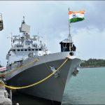 Coastal Security Exercise 'Matla Abhiyaan' conducted by Indian Navy