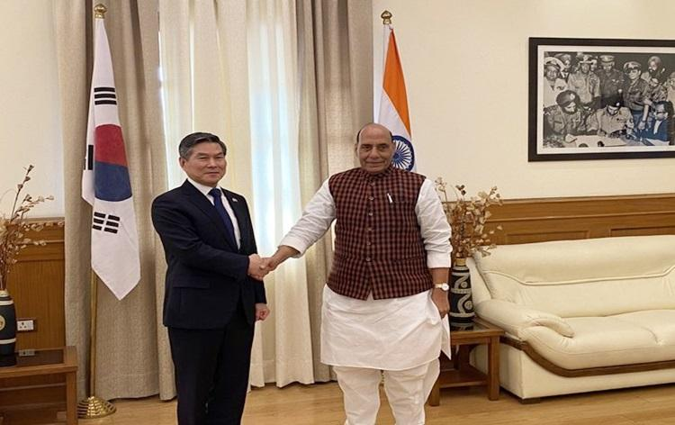 India hosts Defence dialogue between India and South Korea_40.1