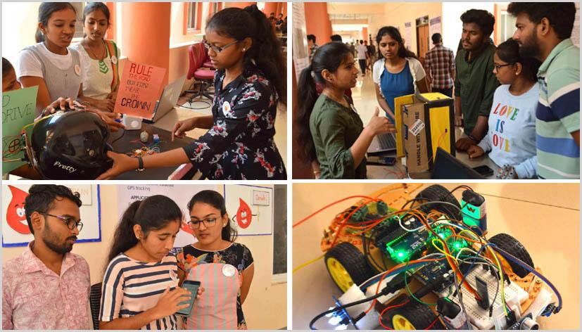 India's biggest rural technical festival 'Antahpragnya 2020' held in Telangana_40.1