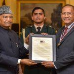 President of India presents International Gandhi Awards for Leprosy 2019