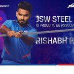 Rishabh Pant becomes brand ambassador of JSW Steel