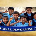 National Deworming Day observed globally on 10 February