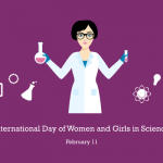 International Day of Women and Girls in Science observed globally on 11 February