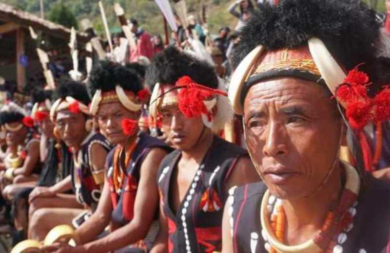 """Tripura organises its 1st-ever """"Hornbill Festival""""_40.1"""