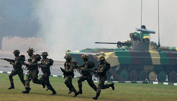 India and UK to hold joint military drill 'Ajeya Warrior'_40.1