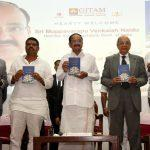 Vice President releases the book 'A Child of Destiny'