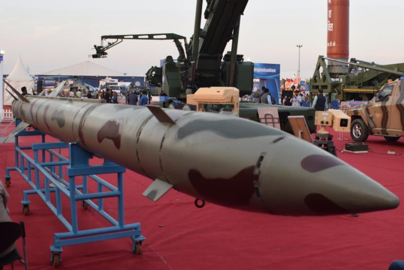 DRDO developing new strike range Pranash ballistic missile_40.1