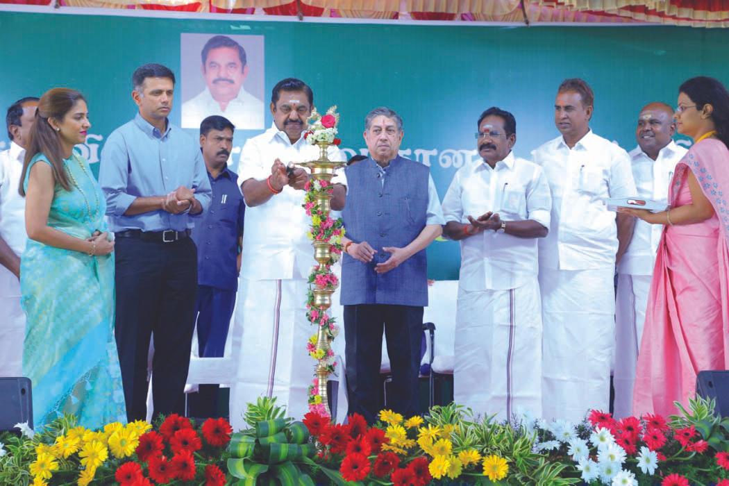 Tamil Nadu CM inaugurates SCF cricket ground in Salem_40.1