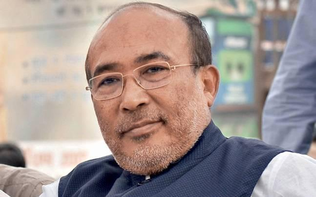 Manipur CM launches 'Anganphou Hunba' programme in Imphal_40.1