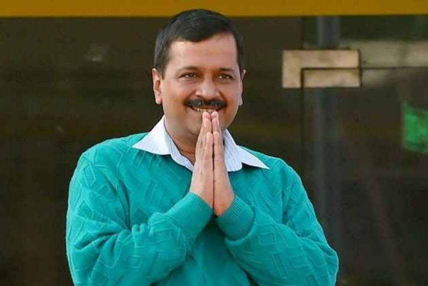 Arvind Kejriwal takes oath as CM of Delhi for third time_40.1