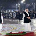"Bangladesh observes language movement martyrs' day ""Shaheed Dibash"""