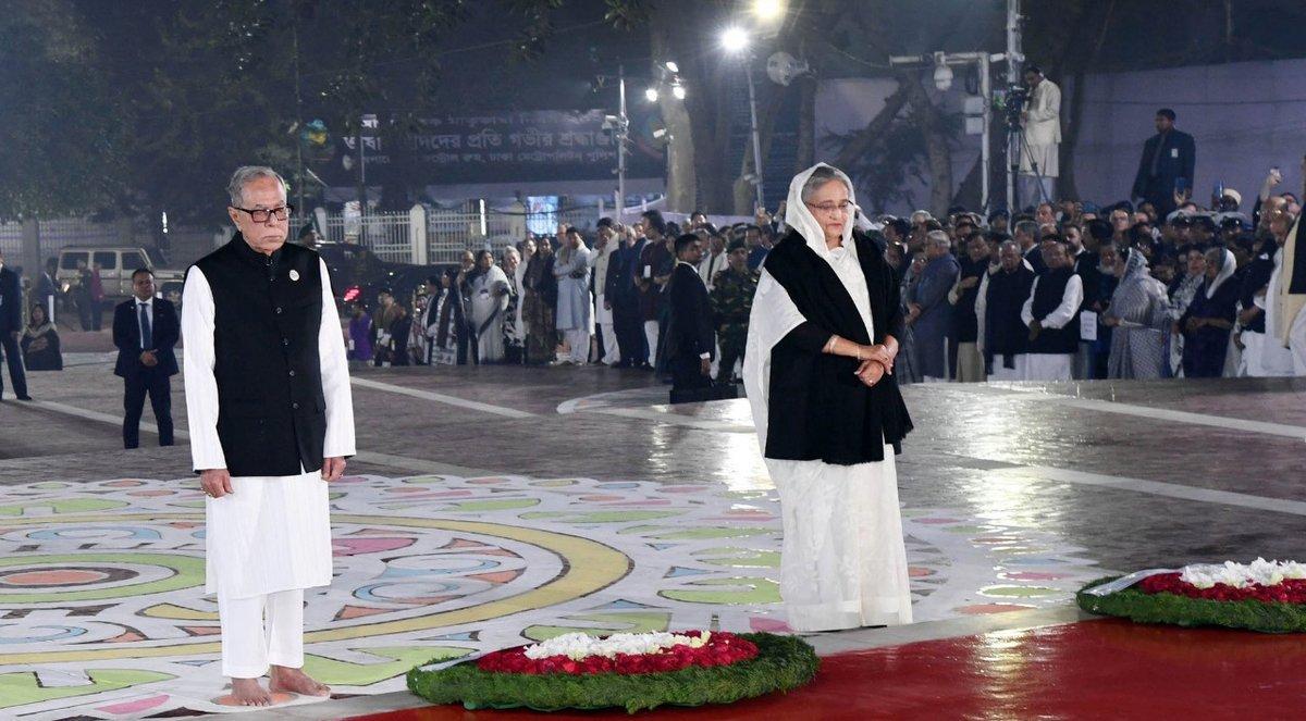 "Bangladesh observes language movement martyrs' day ""Shaheed Dibash""_40.1"