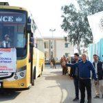 Farooq Khan flags off 'Watan Ko Jano' youth exchange programme