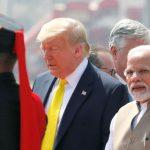POTUS in India: Events of 24th February 2020
