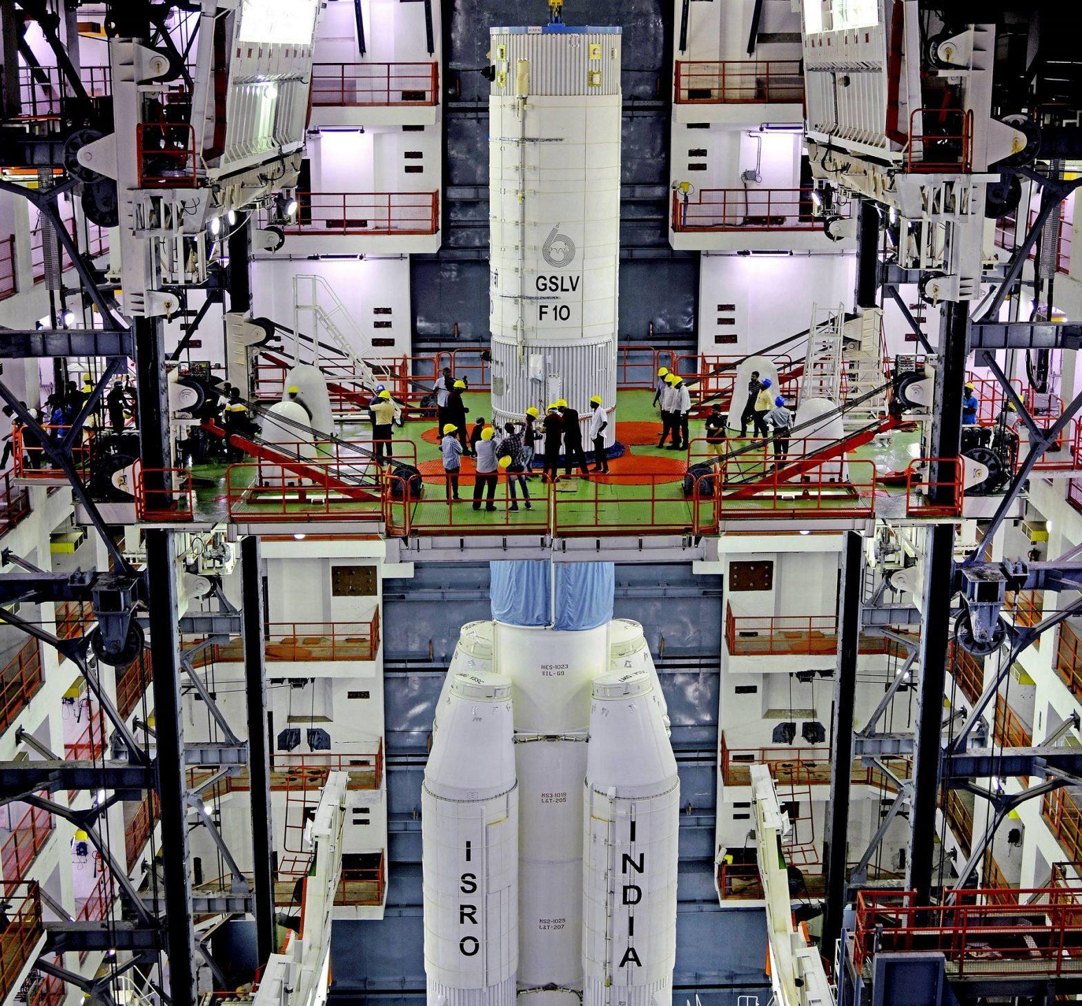 """ISRO to launch Geo Imaging Satellite """"GISAT-1""""_40.1"""