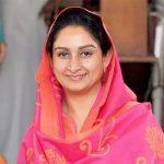 Harsimrat Kaur Badal launches MIEWS Portal for Monitoring prices of TOP Crops