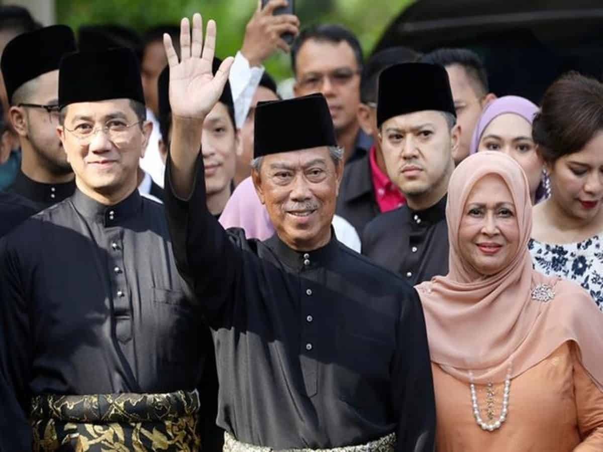 Muhyiddin Yassin becomes new Prime Minister of Malaysia_40.1