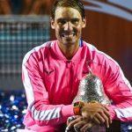 Rafael Nadal wins Mexican Open title 2020
