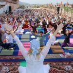Antar Rashtriya Yog Mahotsav begins in Rishikesh, Uttarakhand