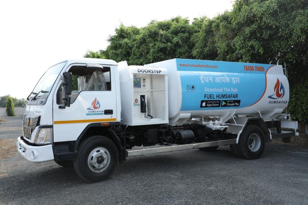 """Govt launches """"Humsafar"""" mobile app for doorstep diesel delivery_40.1"""