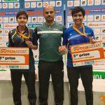 Tasnim & Mansi wins bronze at BWF Yonex Dutch Junior International