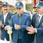 All India Police Athletic Championship commenced in Haryana