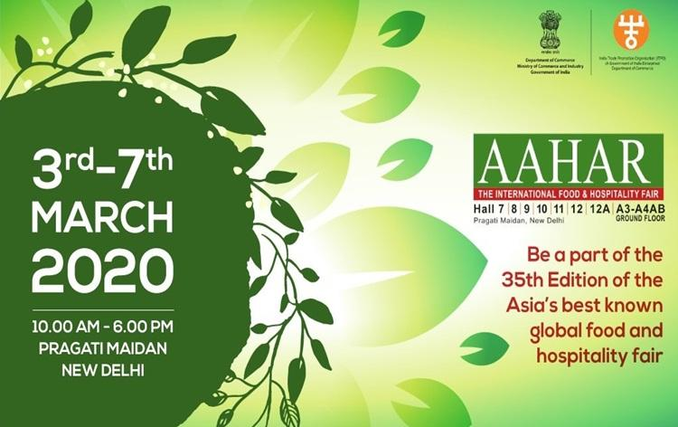 35th edition of AAHAR, Food and Hospitality fair, began in New Delhi_40.1