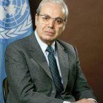 Former UN Chief Javier Perez de Cuellar passes away