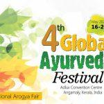 4th Global Ayurveda Festival to be held at Kochi
