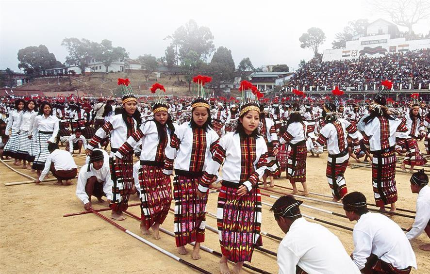 "Mizoram celebrates ""Chapchar Kut"" the festival of Mizos_40.1"