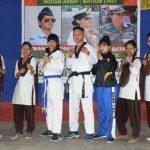 Indian Army organizes Self Defence Training for Women