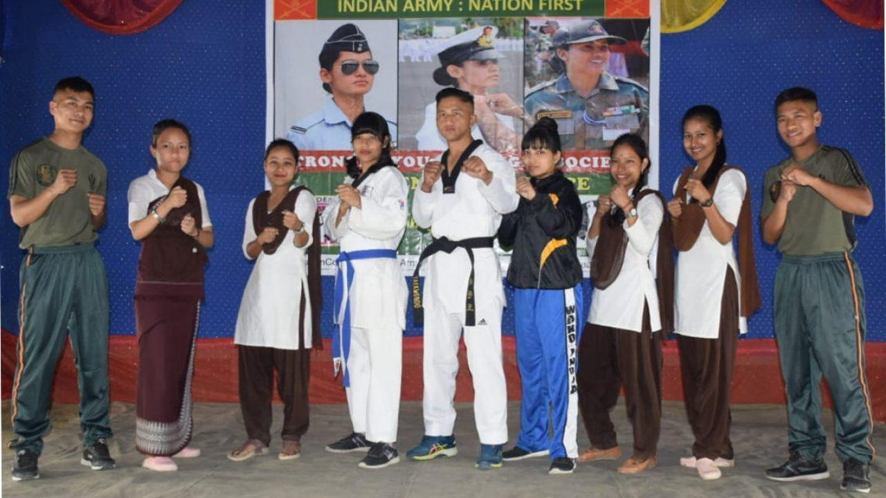 Indian Army organizes Self Defence Training for Women_40.1