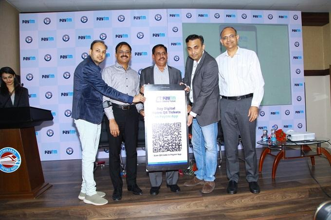 Paytm & Hyderabad Metro tie up for QR-based tickets_40.1