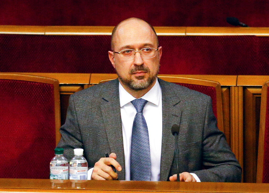 Denys Shmygal becomes Ukraine's new prime minister_40.1