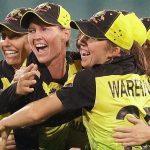 Defending champion Australia wins Women's T20 World Cup title