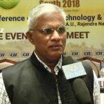 V Praveen Rao wins MS Swaminathan Award