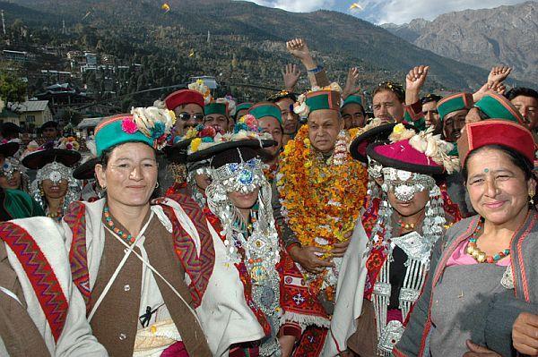 'Fagli' festival celebrated in Himachal Pradesh's Kinnaur_40.1
