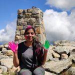 Bhawna Dehariya climbs Australia's Mount Kosciuszko