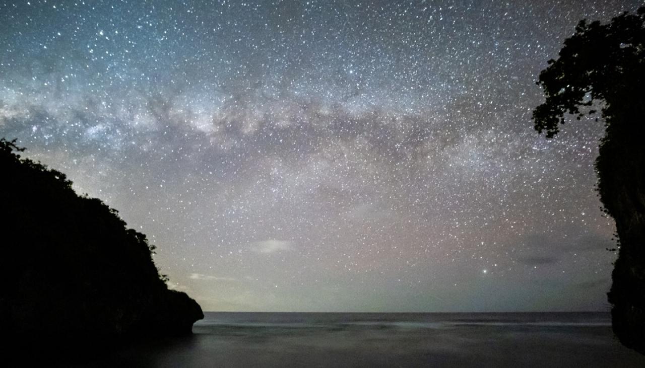 Niue declared world's first 'Dark Sky nation'_40.1