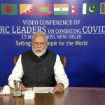 India pledged $10 million toward a Covid-19 emergency fund