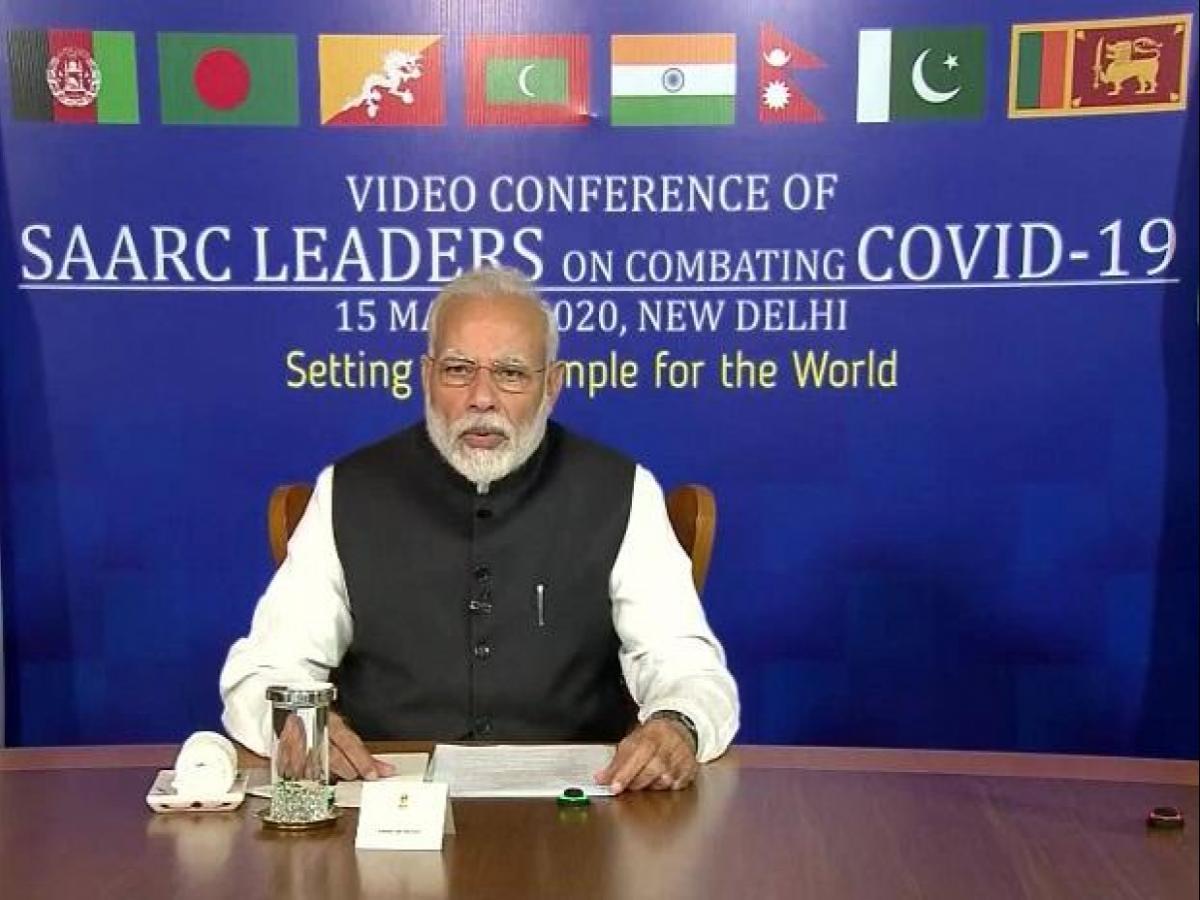 India pledged $10 million toward a Covid-19 emergency fund_40.1